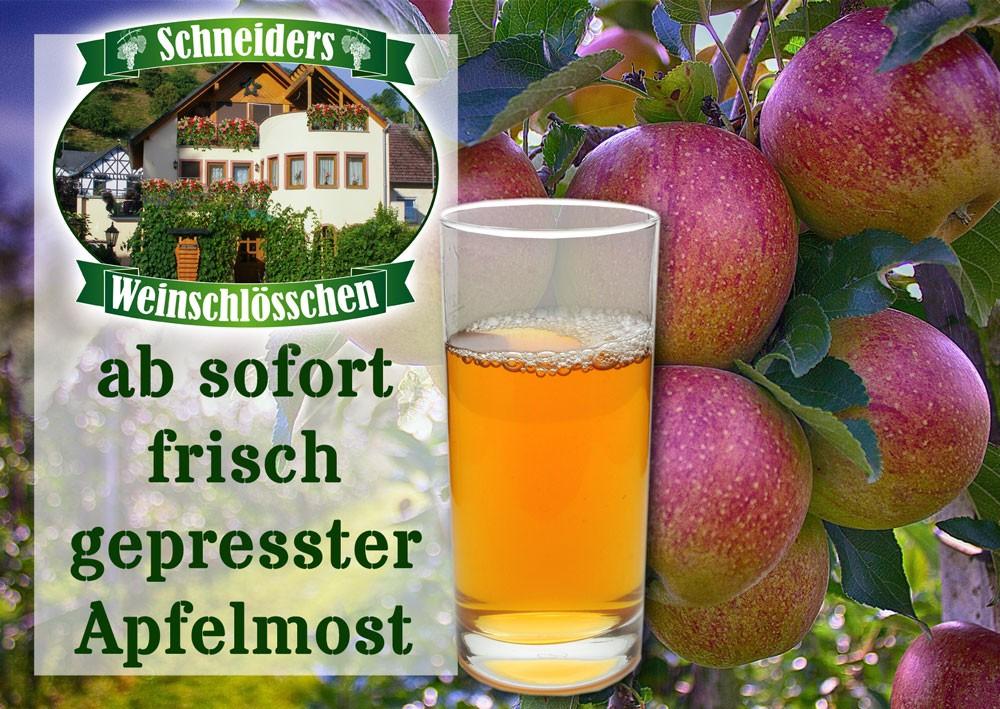 Schneiders Weinschlösschen / Apfelmost